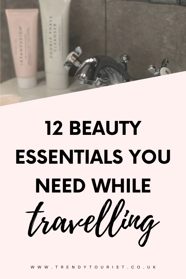 12 Beauty Essentials You Need While Travelling