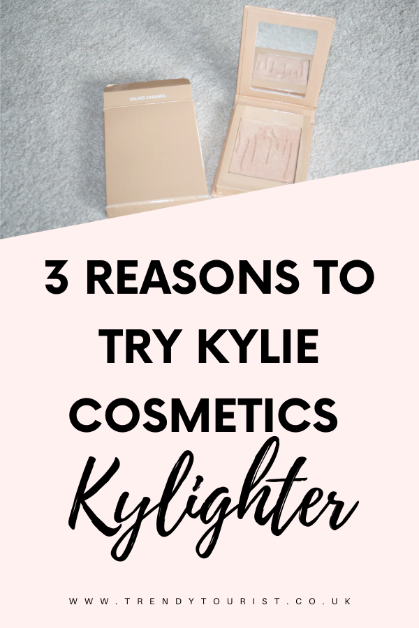 3 Reasons to Try Kylie Cosmetics Kylighter