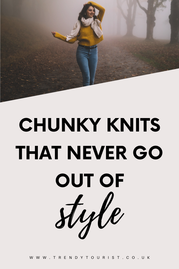 Chunky Knits That Never Go Out of Style