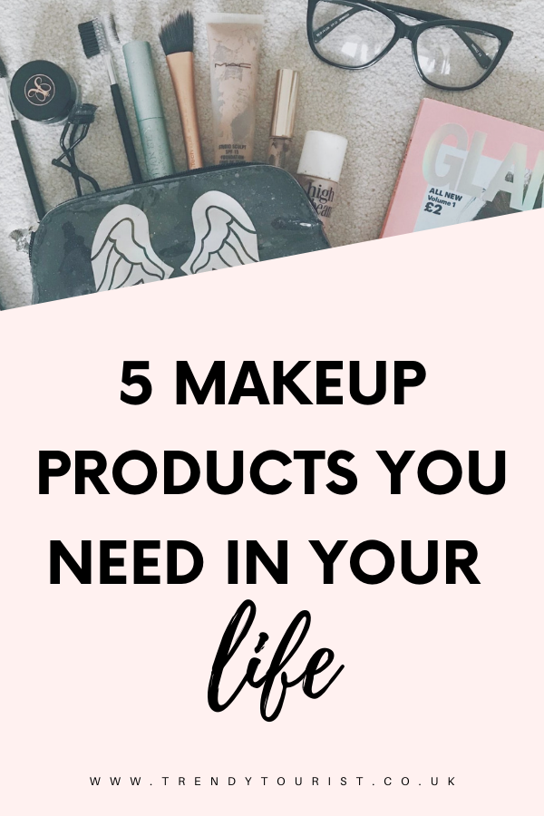 5 Makeup Products You Need in Your Life