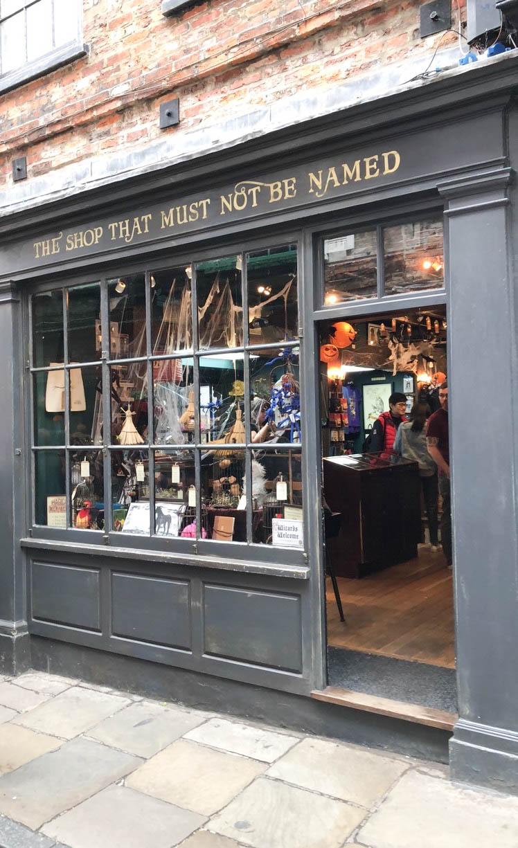 The Shop That Must Not Be Named