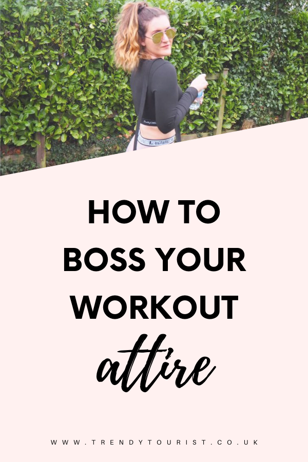 How to Boss Your Workout Attire