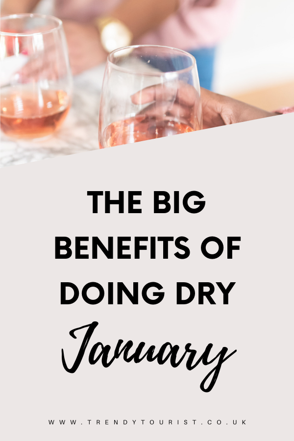 The Big Benefits of Doing Dry January