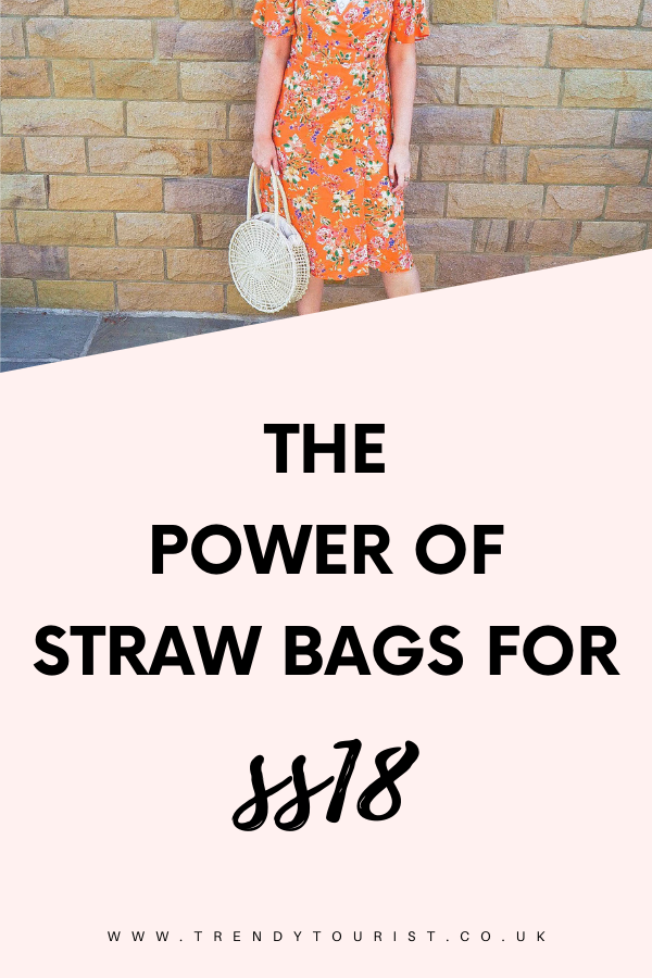 The Power of Straw Bags for SS18