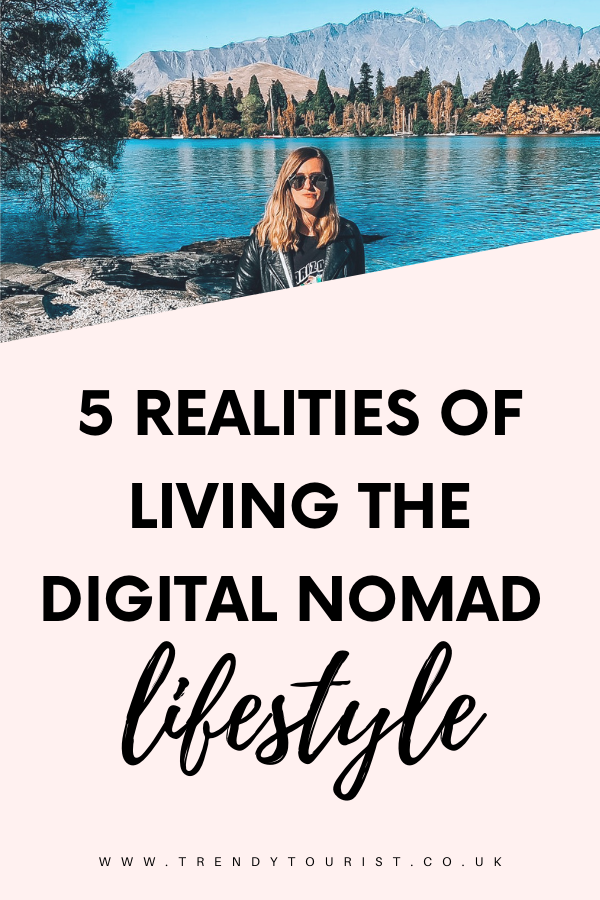 5 Realities of Living the Digital Nomad Lifestyle