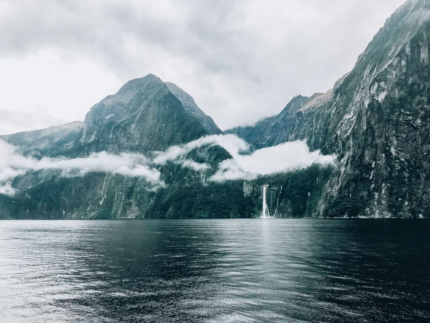 Milford Sound to Queenstown