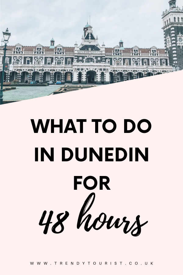 What to Do in Dunedin for 48 Hours