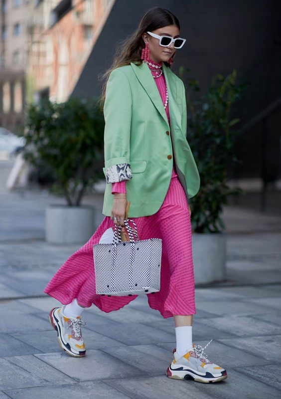Acid Brights AW19 Trends