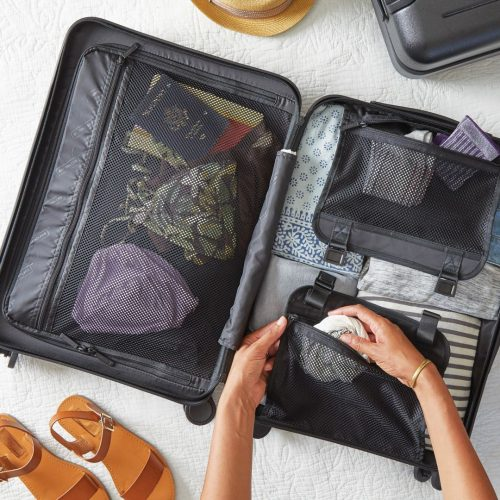Travel Capsule Wardrobe 1
