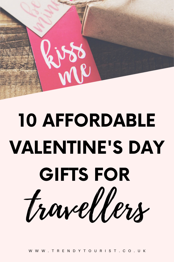 10 Affordable Valentine's Day Gifts for Travellers