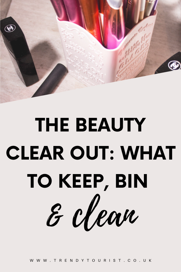 The Beauty Clear Out