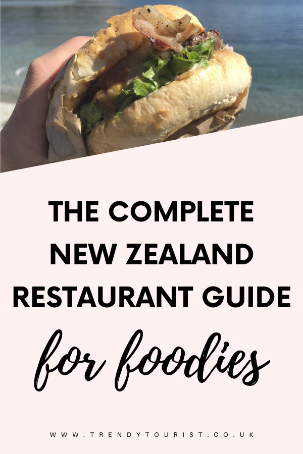 The Complete New Zealand Restaurant Guide for Foodies