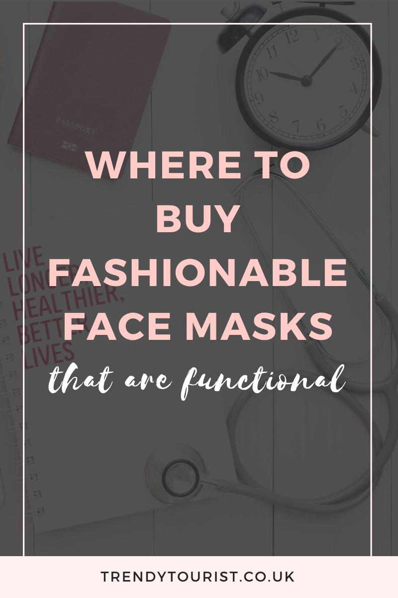 Where to Buy Fashionable Face Masks That Are Functional