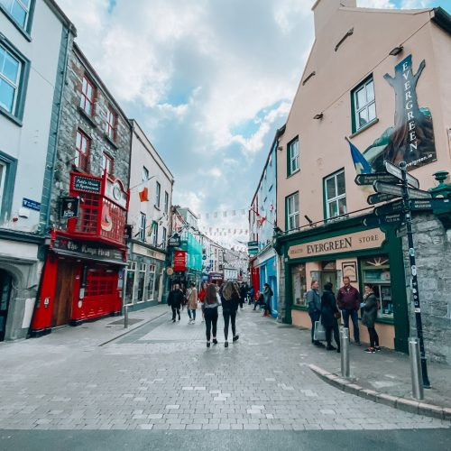 7 Day Ireland Road Trip Galway