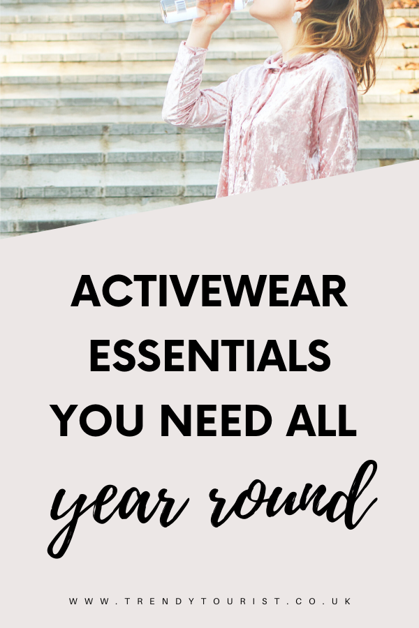 Activewear Essentials You Need All Year Round