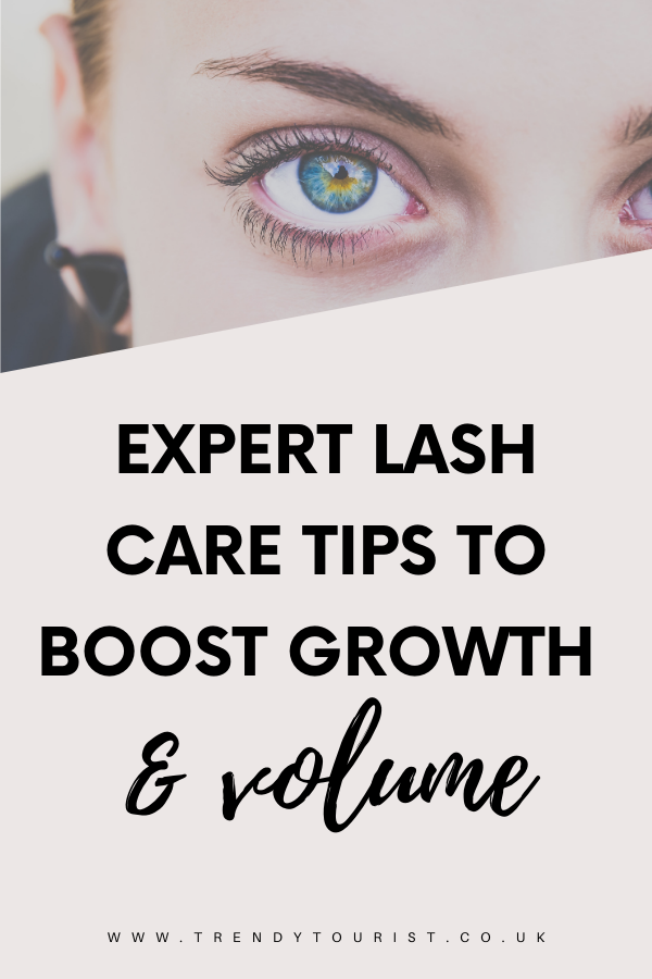 Expert Lash Care Tips to Boost Growth and Volume