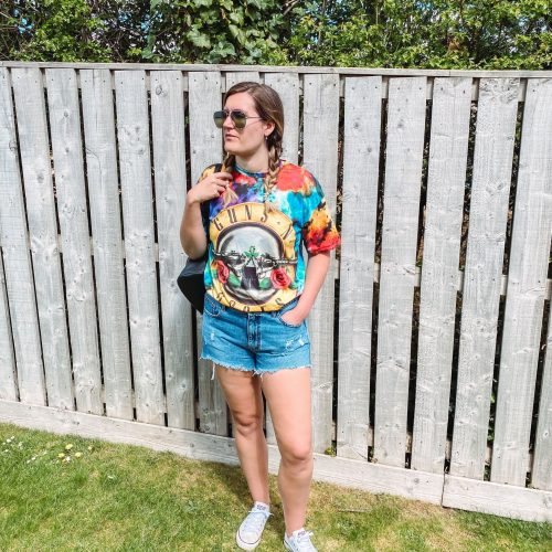 How to Wear Tie Dye for Spring/Summer