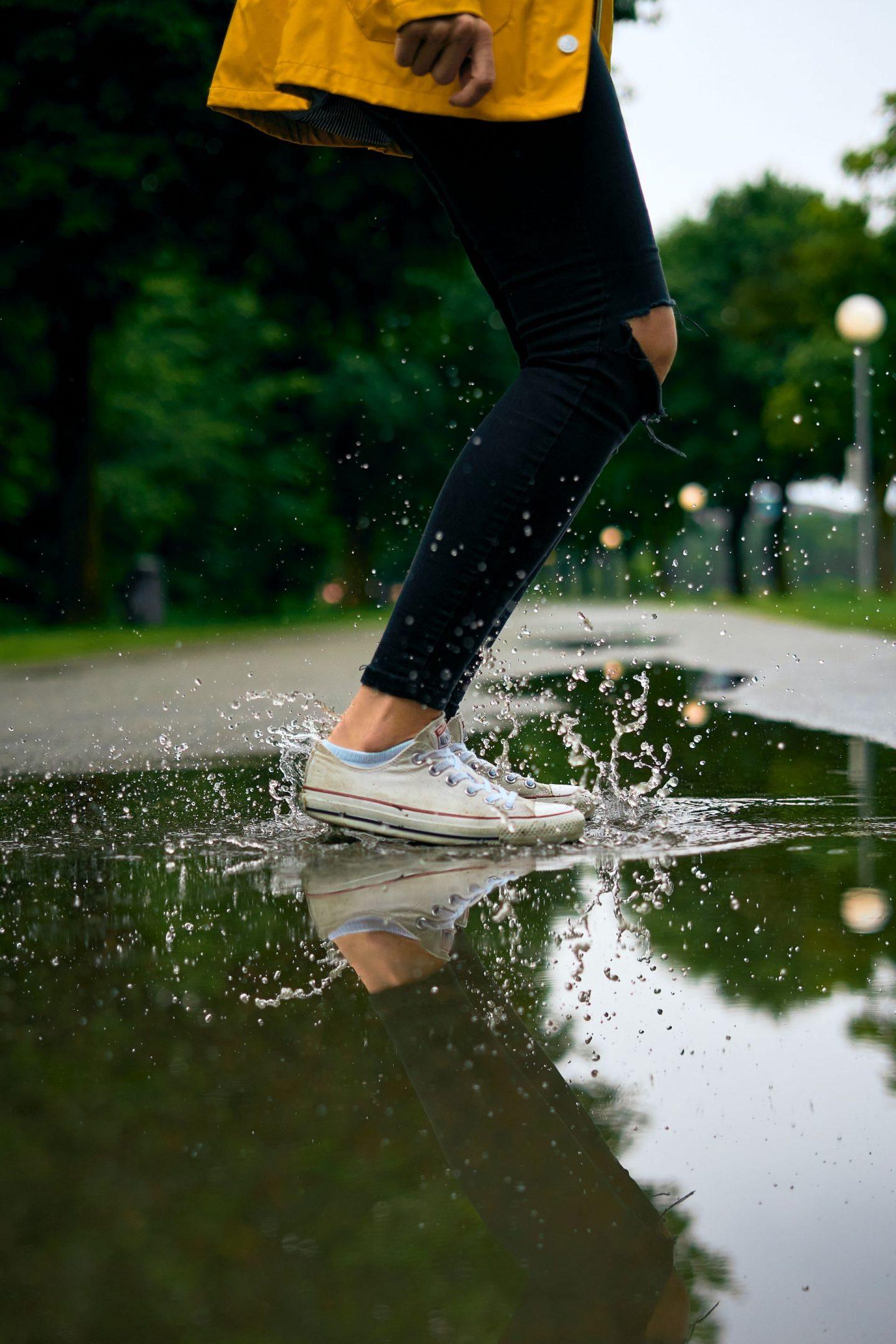 Travel Rain Jackets