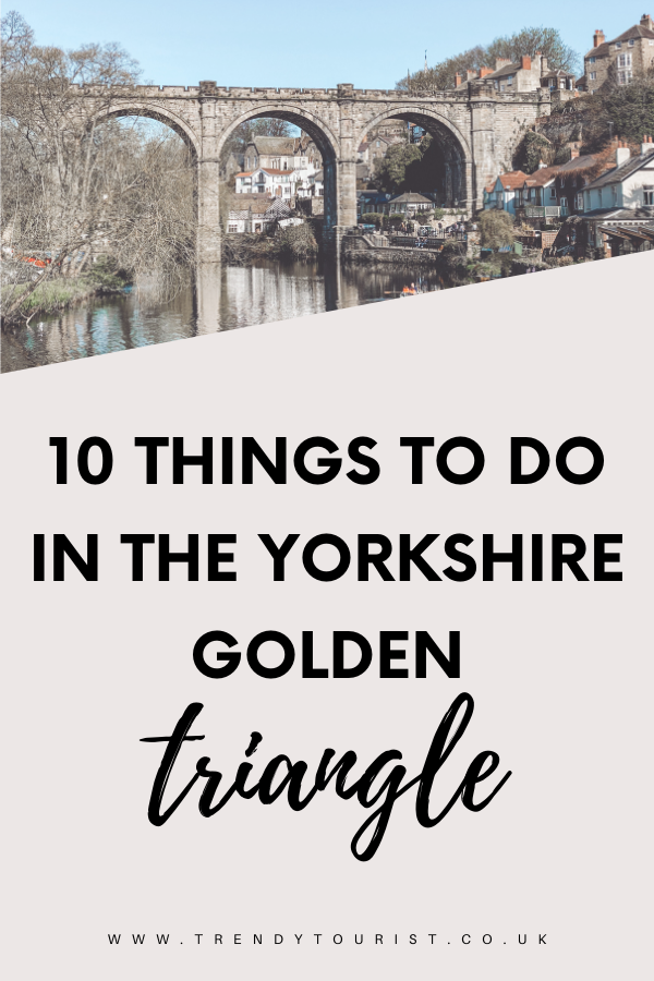 10 Things to Do in the Yorkshire Golden Triangle